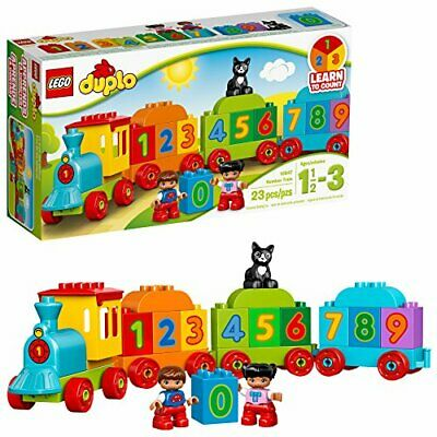 LEGO DUPLO My First Number Train 10847 Learning and Counting Train Set