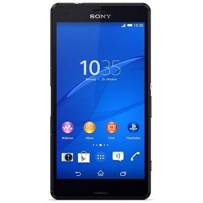 Sony Xperia Z3 Compact D5803 - 16 GB - Schwarz (Ohne Simlock) Smartphone NEU