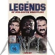 Wrestling DVD Neu