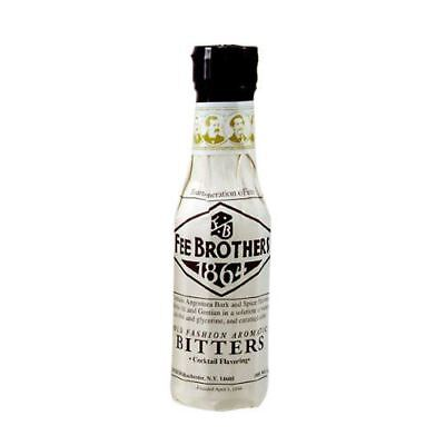 Fee Brothers Old Fashioned Aromatic Bitters - Case of 12