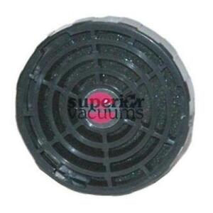 TriStar Compact Exhaust Filter - Black