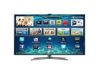 "Samsung Series 6, UE48H6200AK 48"" Smart 3D LED TV Full HD 1080p Freeview HD Wi-Fi"