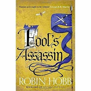 Hobb, Robin, Fool's Assassin (Fitz and the Fool, Book 1), Very Good Book