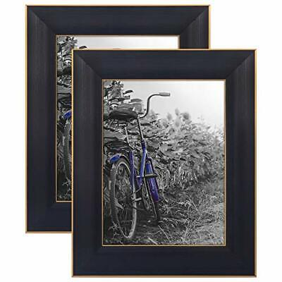 Picture Frame in Wood for Wall and Tabletop – 4×6, 5×7, 8×10 Frames