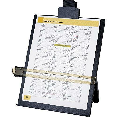 Business Source Easel Copy Holder Black, 1 Each