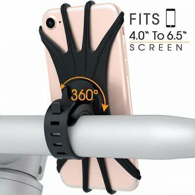 Fahrradhalterung Universal Fahrrad Halter für Handy Smartphone Galaxy 360°