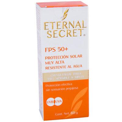 ETERNAL SECRET HIGH SUN PROTECTION PROTECCION SOLAR SPF 50+ CREAM  60 (Solar Sun Protection)