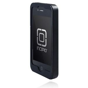NEW Incipio SILICRYLIC Hard Cover Double Case Shell for iPhone 4 4S Black