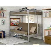 Metal Futon Bunk Beds