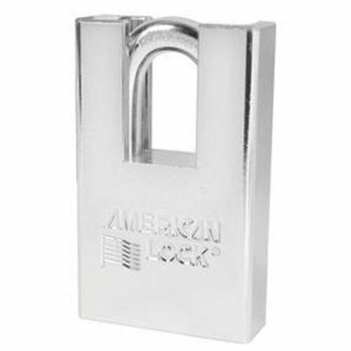 American Lock A5360 Steel Padlock, Keyed Different