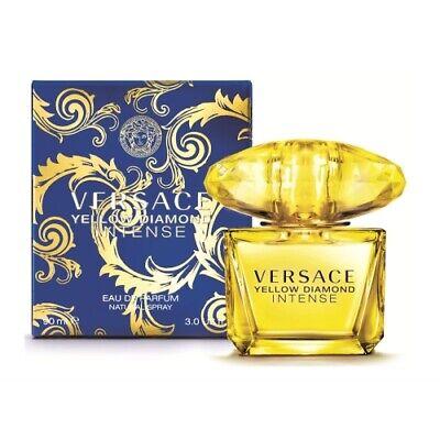 Versace Yellow Diamond Intense for Women Eau de Parfum Spray 3.0 oz