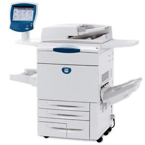 REPOSSESSED Xerox WorkCentre WC 7775 Color Multifunction Printer Scanner Scan to Email Fax 11x17 A3 Production Copier