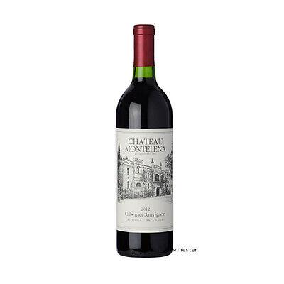 2014 Chateau Montelena Cabernet Sauvignon Napa Valley Red Wine 750ml
