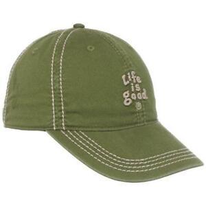 7e46ea44499 Life Is Good Men s Hat
