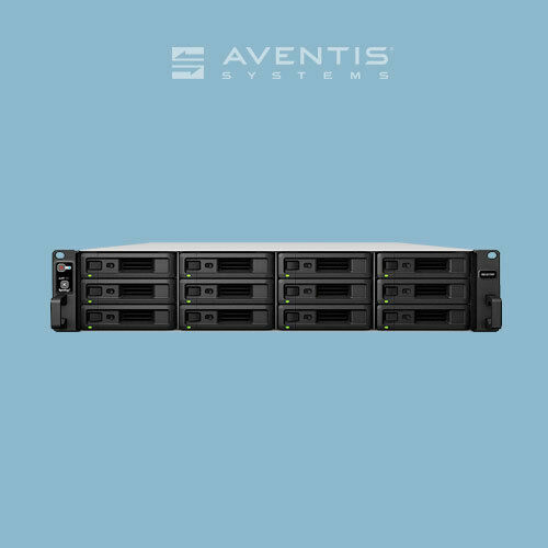"Synology Rackstation Rx1217 12-bay 2.5"" Expansion For Xs And Plus Series"