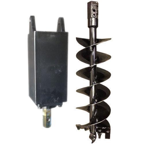 hydraulic auger ebay. Black Bedroom Furniture Sets. Home Design Ideas