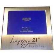 21st Photo Frame