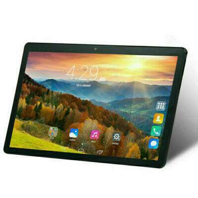 """10.1"""" Tablet PC 4G-LTE GPS Android 9.0 8G+128GB 10 Core bluetooth WIFI HD IPS"""