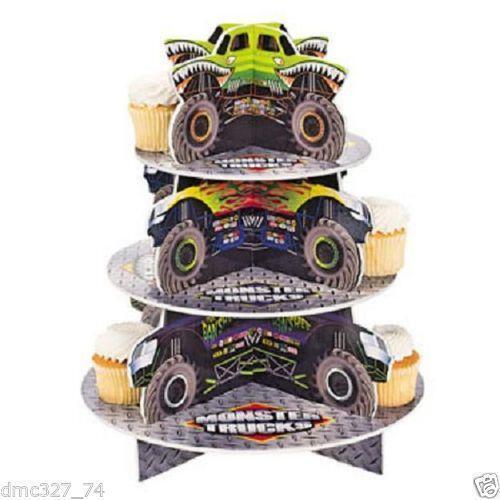 Monster Truck Decor Ebay