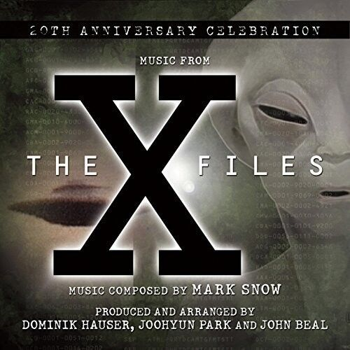 John Beal - X-Files: A 20th Anniversary Celebration [New CD]