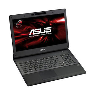 ASUS G74Sx Gaming Laptop (3GB Graphics) + Windows SSD + HDD