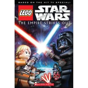 LEGO Star Wars: Empire Strikes Out by Ace Landers (2013, Paperback)