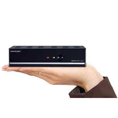 DigitalBox Imperial HD 1 Basic TV SAT Satelliten Receiver HDTV HDMI USB