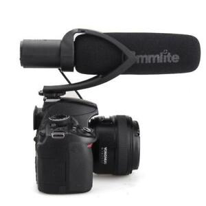 DSLR /Camera Video Recording Microphones (5 Models To Choose)