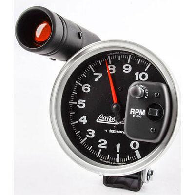 """Autogage by AutoMeter 233904 Monster Shift Lite Tachometer 10,000 RPM 5"""" Black"""