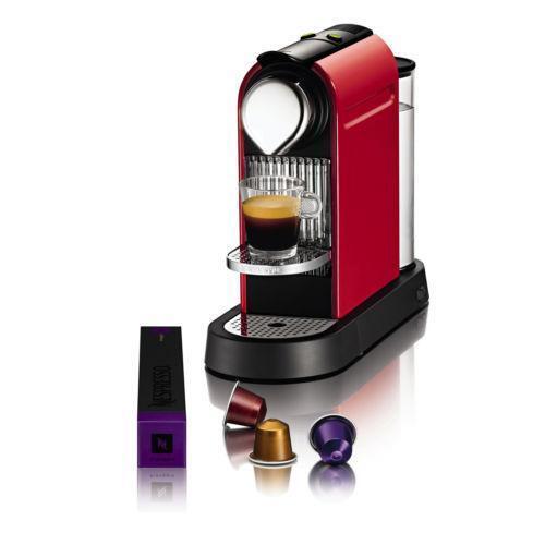 nespresso citiz espresso machines ebay. Black Bedroom Furniture Sets. Home Design Ideas
