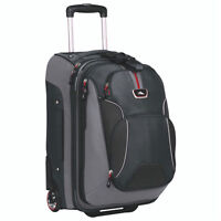 "*HIGH SIERRA* AT6 22"" 2 Wheeled Carry-On LUGGAGE - GREY"