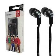 One Direction Earphones