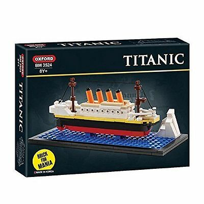 Mini Titanic, LEGO®Compatible 239 pc Block Set
