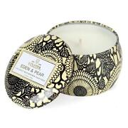 Pear Candle