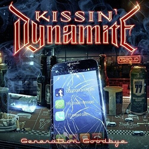 Kissin Dynamite - Generation Goodbye [New CD] Ltd Ed, Digipack Packaging