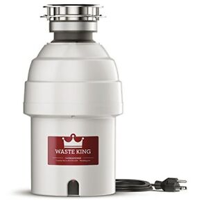 Waste King 9980 1 Horse Power 2800 Rpm Food Waste Disposer