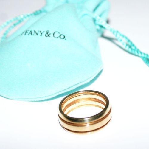 Tiffany Mens Wedding Band Ebay