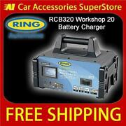 Ring Battery Charger