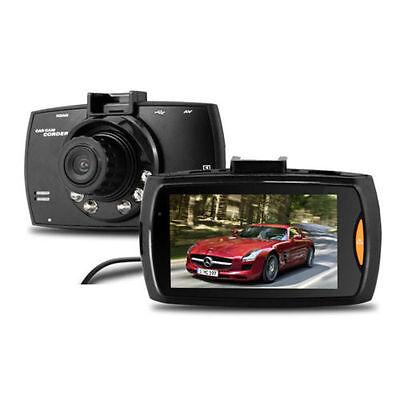 "2.7"" HD 1080P Car DVR Dashboard Camera Video Recorder LCD HDMI Night US B2"