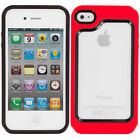 Silicone/Gel/Rubber Matte Bumpers for iPhone 4s