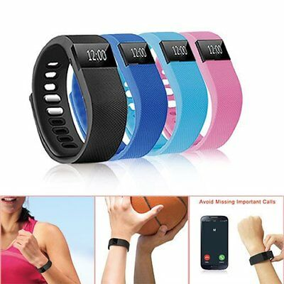 Купить Meking - Smart Wrist Band Sleep Sport Fitness Activity Tracker Pedometer Watch Bluetooth
