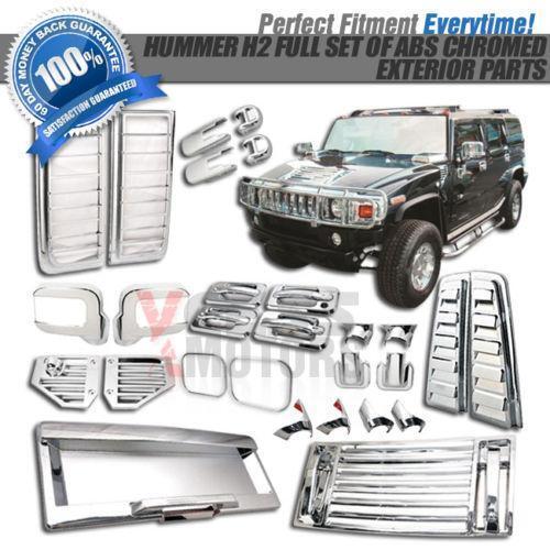 Hummer H2 Parts Ebay