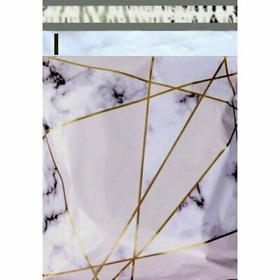 1-1000 6x9 Marble Stone Boutique Designer Poly Mailer Bags Fast Shipping