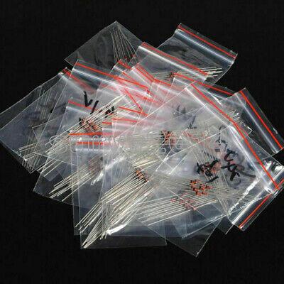 300pcs 30 Values 2v39v 12w 0.5w Zener Diodes Assorted Kit Assortment Set