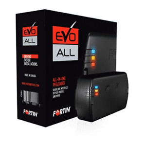 EVOALL ifar.ca ALL-IN-ONE DATA BYPASS AND INTERFACE MODULE