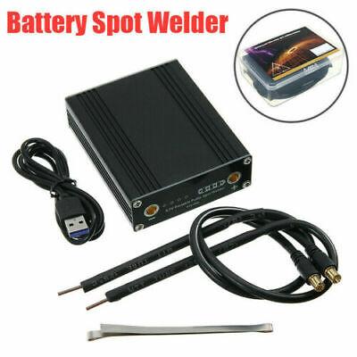Diy Portable Mini Metal Spot Welder Machine Welding Power With Pen For Battery