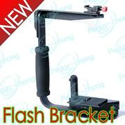 Camera Holder/flash Bracket