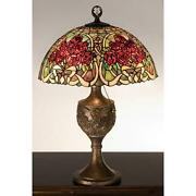 Tiffany Rose Lamp