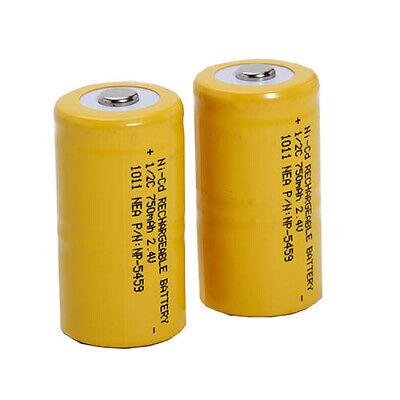 Robinair Tif8806a Rechargeable Ni-cad Batteries Tif8800 Tif8800a