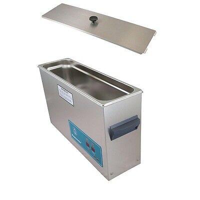Crest Powersonic Ultrasonic Cleaner 2.5 Gallon Timer Heat P1200h-45 Basket